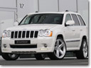 STARTECH refines the Jeep Grand Cherokee