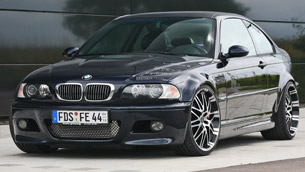 bmw m3 supercharged by kneibler autotechnik