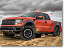 2010 Ford F-150 SVT Raptor titled as 2009 Truck of Texas