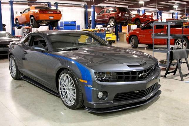 2010 HPE700 Camaro