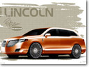 Lincoln demonstrates three new luxury project vehicles at 2009 SEMA Show