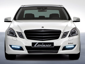 Lorinser E-Class - premium quality and traditions