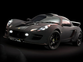 2010 lotus exige scura - the dark side strikes at tokyo motor show