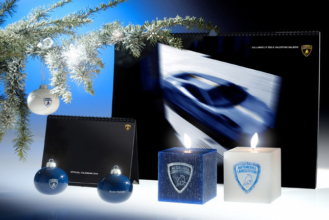 Special Christmas gifts from Lamborghini
