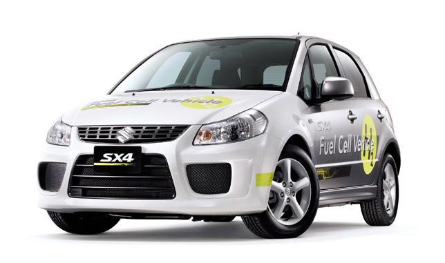 Suzuki SX4 FCV Concept
