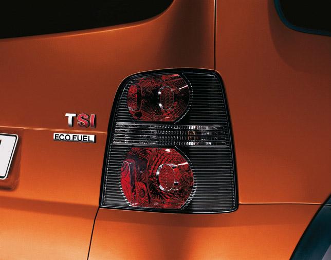 Volkswagen Touran TSI EcoFuel