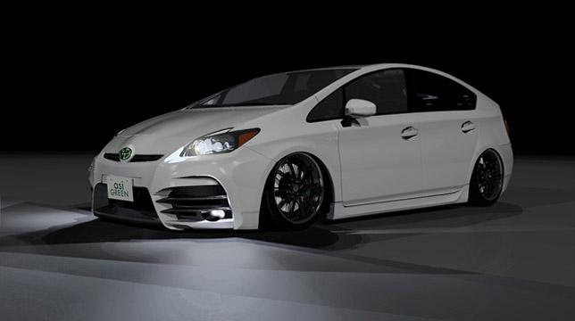 asi GREEN Prius