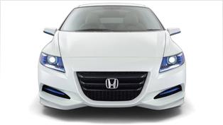 Honda CR-Z Concept 2009 at Tokyo Motor show