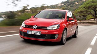 VW Golf TDI is a finalist for 2010 Green Car of the Year