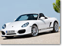 2010 Porsche Boxster Spyder will hit Los Angeles Motor Show