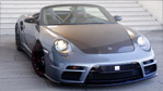 9ff Speed9 - an extremely potent Porsche 997 Turbo