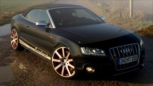 MTM S5 Cabrio Supercharged - fascination all the way