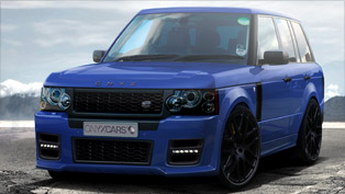 onyx cars platinum v enhances the luxurious range rover vogue