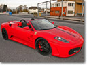 Wimmer adds more power to the Ferrari F430 Scuderia