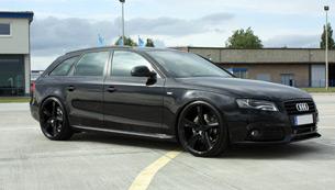 Audi A4 Avant Black Arrow by AVUS Performance
