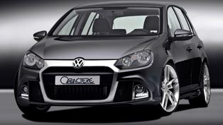 volkswagen golf 6 by caractere