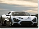 Zenvo ST1 – 7 liter engine with turbo and supercharger