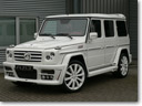 A.R.T. presents the G streetline - a G55K AMG based luxury SUV