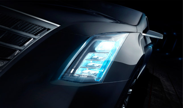 New Cadillac Concept Car to Debut at 2010 NAIAS
