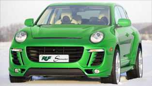 RUF Stormster - the very first electric SUV