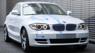 BMW Concept ActiveE - pure CO2-free mobility