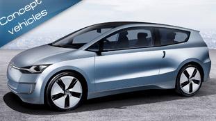 Volkswagen Up! Lite concept blows away the LA crowd
