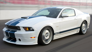 2011 Shelby GT350 - the legend reborned