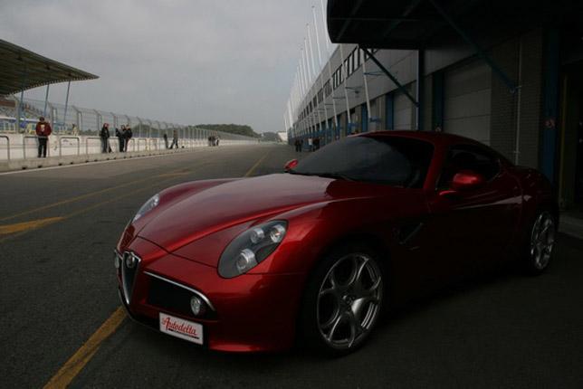 Autodelta Alfa 8C Competizione