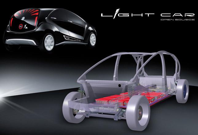 EDAG Light Car - Geneva Motor Show 2010