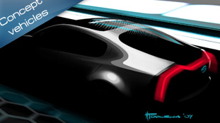 Kia Motors will debut the Ray concept at Chicago