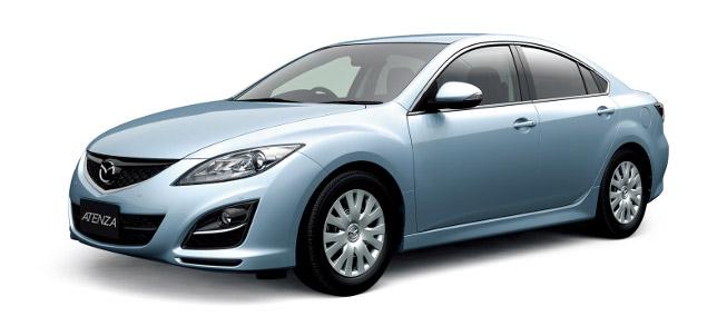Mazda Atenza Sedan 25EX