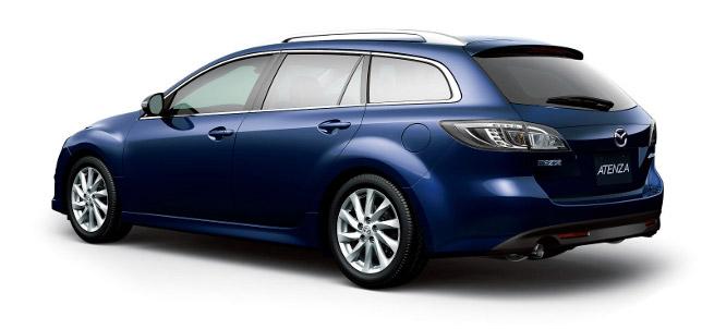 Mazda Atenza Sport Wagon 25EX
