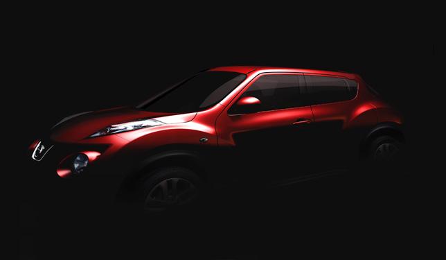 Nissan Juke Small Crossover