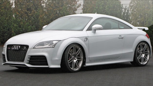 B&B tuning offers more power for the Audi TT RS