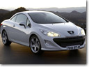 Peugeot 308 CC Gets Six Appeal