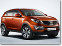 2010 Kia Sportage teased ahead of Geneva Motor Show 2010