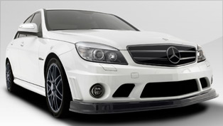 Vorsteiner releases custom aero pack for the C63 AMG