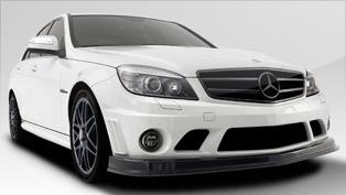 Vorsteiner releases custom aero pack for the C63 AMG