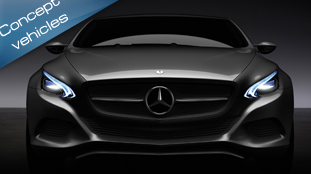 mercedes-benz f 800 style - a clear preview of the next cls