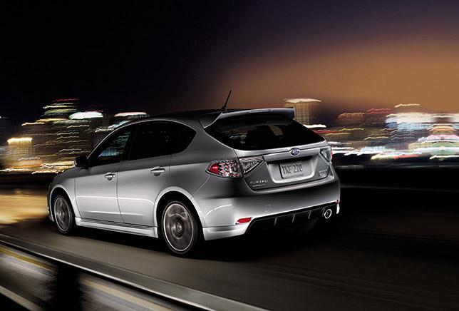 Subaru Impreza WRX Limited Edition (2010)