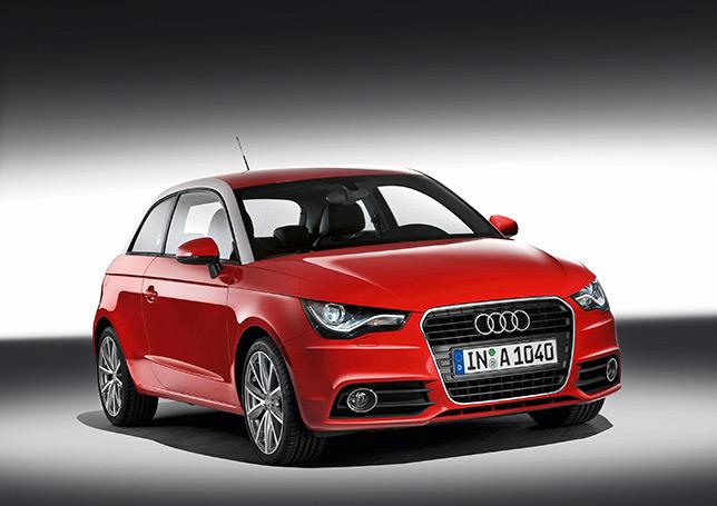 Audi A1 (2011)