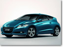 The stunning Honda CR-Z debuts at Geneva 2010