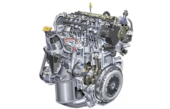 Corsa ecoFlex 1.3 CDTI 98g/km engine