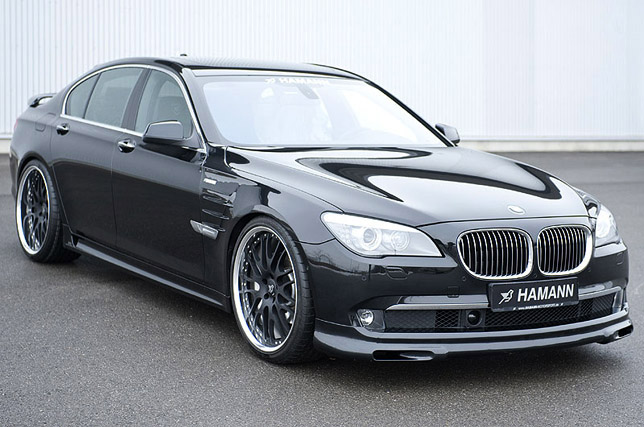 hamann retrofits the 2011 bmw 7 series. Black Bedroom Furniture Sets. Home Design Ideas