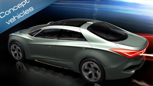 hyundai shows the magnetic i-flow concept