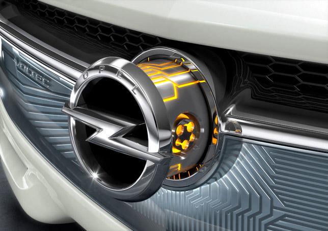 Opel concept car