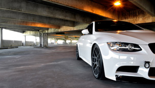 AVUS Performance M3 boasts stunning ADV.1 wheel designs