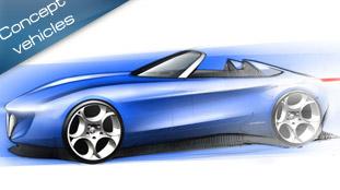 Pininfarina Spider Concept Car to debut at Geneva 2010