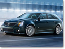Cadillac reveals its 2011 CTS-V Sport Wagon