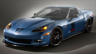 Head turning track-to-street hi-tech Z06 Carbon Limited